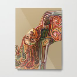 Modern Movement Metal Print