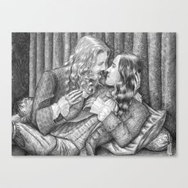 MonChevy Canvas Print