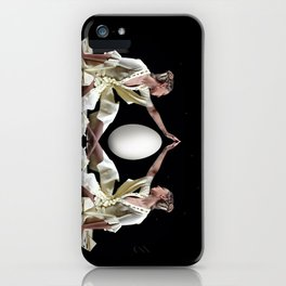 MINERVA & THE ORDER OF PHANES iPhone Case