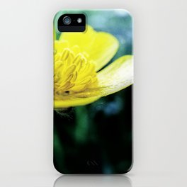 Dark mystery iPhone Case