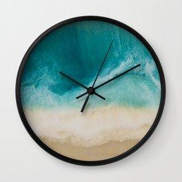 7 mile miracle horizontal Wall Clock