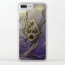 The Guilt Tree Clear iPhone Case