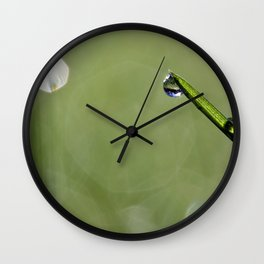Heptagon Wall Clock
