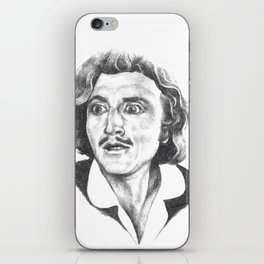 Young Frankenstein by Aaron Bir iPhone Skin