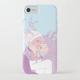 my love, you and i iPhone Case