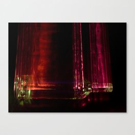 Recycling Glass Canvas Print