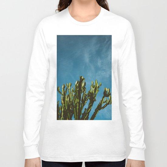 Cactus Sky Long Sleeve T-shirt