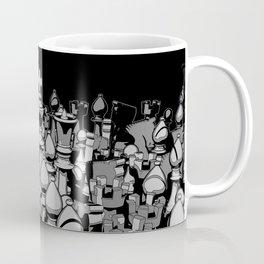 The Chess Crowd Coffee Mug