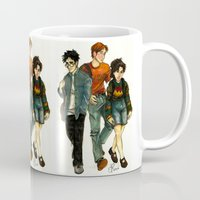 90s Mugs featuring 90s Kids Colour by JustEmma
