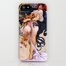 The Four Seasons iPhone Case