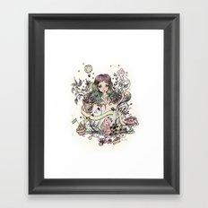 Azama Framed Art Print