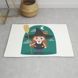 Little Witch Rug