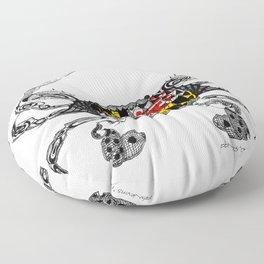 Ol' MD Floor Pillow