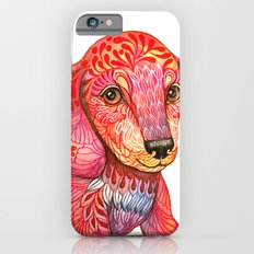 Mini Dachshund  Slim Case iPhone 6