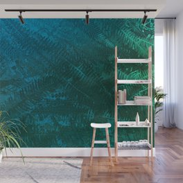 Ferns pattern Wall Mural