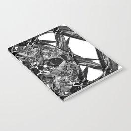 diamond cut Notebook