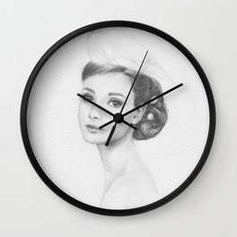 Nestled Wall Clock