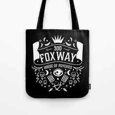 300 Fox Way v2 Tote Bag