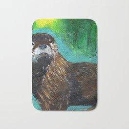 Otter Glow Bath Mat