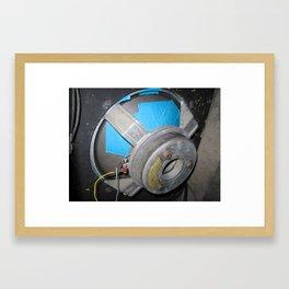 Fuzztone Framed Art Print