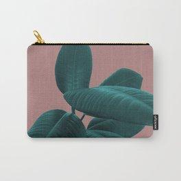 Ficus Elastica #9 #AshRose #decor #art #society6 Carry-All Pouch