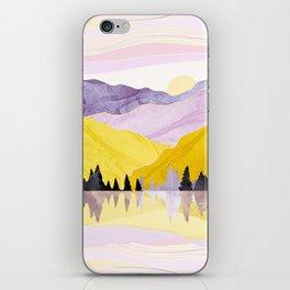Spring Lake iPhone Skin
