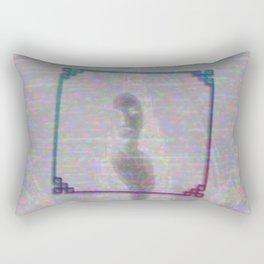 Ghost (loving:video::photo:streaming) 1 Rectangular Pillow