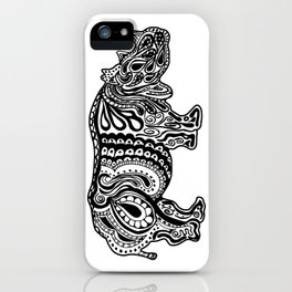 The Rhino - Safari Collection  iPhone Case