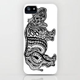 Color Yor Own - The Rhino - Safari Collection iPhone Case