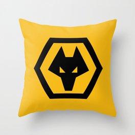 Wolverhampton Throw Pillow