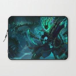 Classic Thresh League Of Legends Laptop Sleeve