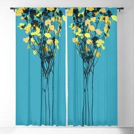 buttercups1 Blackout Curtain