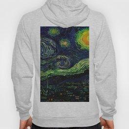 Van Gogh, nuit étoilée, the starry night– Van Gogh,Vincent Van Gogh,impressionist,post-impressionism Hoody