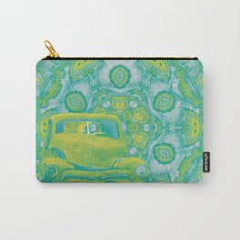 wreck in mandala Carry-All Pouch