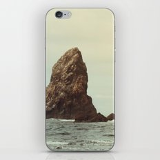 Sea Stacks (Cannon Beach, Oregon) iPhone & iPod Skin