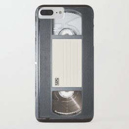 VHS tape case iPhone Case