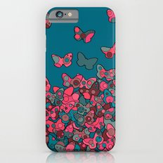 Flutterflies iPhone 6s Slim Case