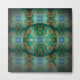 Bolo-green Metal Print