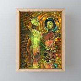 framed pictures -31- Framed Mini Art Print