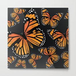 Monarch Butterflies | Monarch Butterfly | Vintage Butterflies | Butterfly Patterns | Metal Print