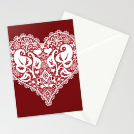 You . With Love . Stationery Cards