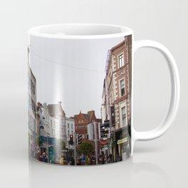 Dublin City, Ireland Coffee Mug