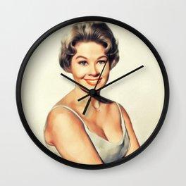 Sue Ane Langdon, Vintage Actress Wall Clock