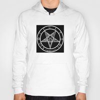 occult Hoodies featuring OCCULT 13 BY EVERETTE HARTSOE by House of Hartsoe