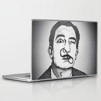 dali Laptop & iPad Skins featuring Dali by alexmilll431