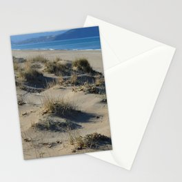 Sand Dunes Seascape Stationery Cards