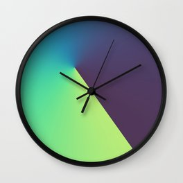 GRADIENT 3 Wall Clock