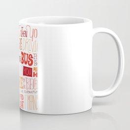 MBTA: Fun Fact! Coffee Mug