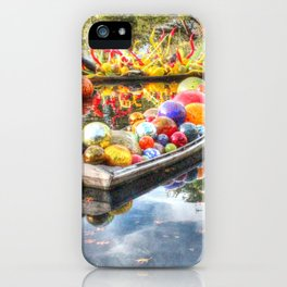 Floating Glass iPhone Case