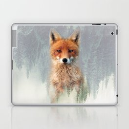 Vanishing Fox Laptop & iPad Skin